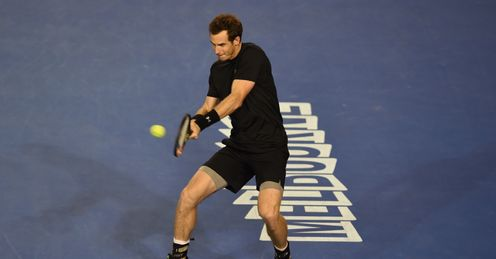 Murray back to his best
