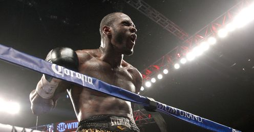 'Wilder win good for boxing'