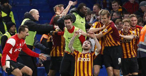 FA Cup shocks