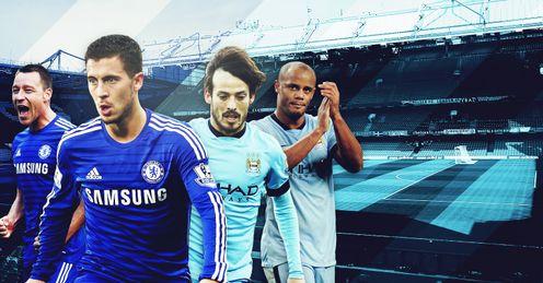 Chelsea-City battles
