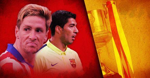 A Madrid v Barcelona preview