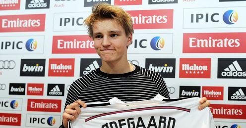 'Odegaard will star'
