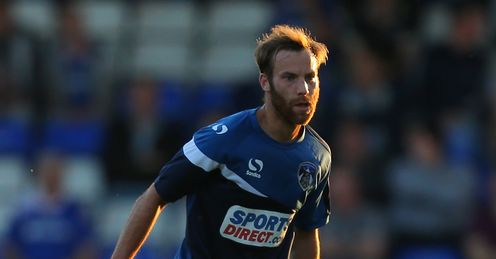 St Mirren complete Dayton loan