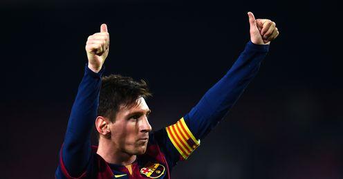 Messi tells City: I'm back