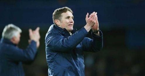 Parkinson praise for Bradford
