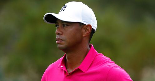 Lee: Tiger had to get away