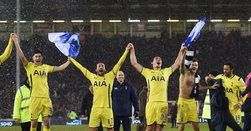 Five things for Spurs