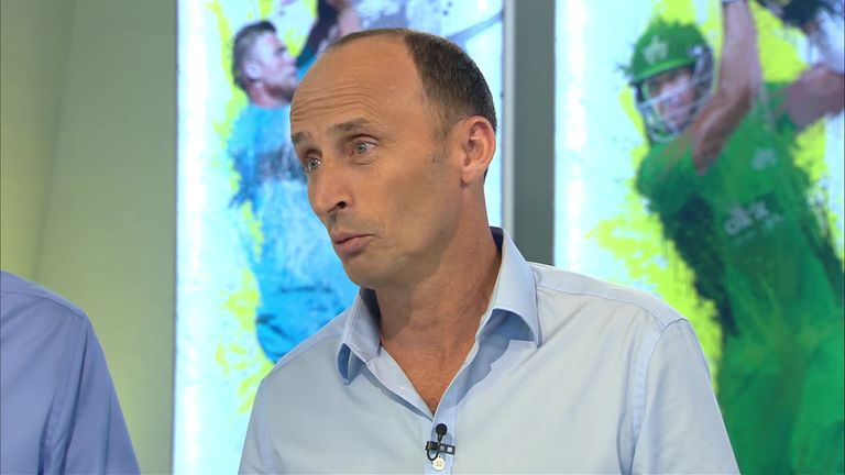 Hussain Atherton On Pietersen Video Watch Tv Show Sky Sports