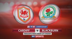 Cardiff 1-1 Blackburn