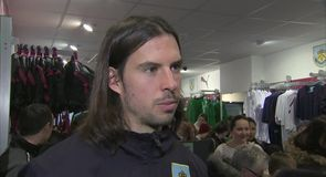 Burnley focused on staying up