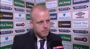 Naismith frustrated