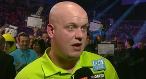 MVG frustrated with Lewis pace