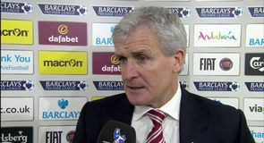 Hughes 'more than happy'