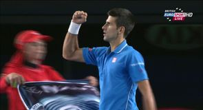 Djokovic beats Murray in Oz