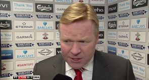 Koeman: Luckiest team won