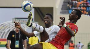Ghana v Guinea Highlights