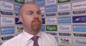 Dyche still happy with performance