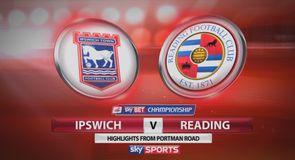 Ipswich 0-1 Reading