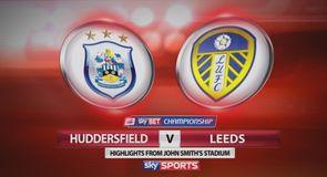 Huddersfield 1-2 Leeds