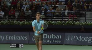 IPAD ONLY – Djokovic v Berdych