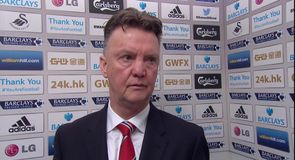 Van Gaal – Dominance worthless without goals