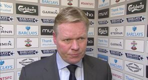Koeman: We were the better team