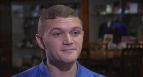 Trippier thankful for Clarets support