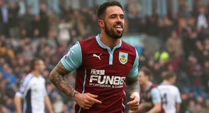 Dyche: Ings needs to develop at home