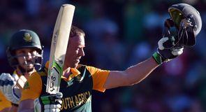 AB De Villiers' quickest 150 in ODI history