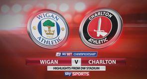 Wigan 0-3 Charlton