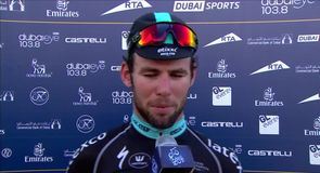 Cavendish pleased with finish