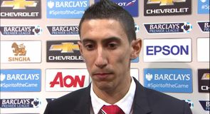 Di Maria happy to be in hunt