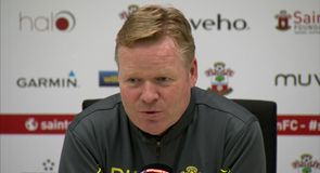 Koeman: World Cup decision strange