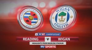 Reading 0-1 Wigan