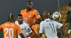 Algeria v Ivory Coast Highlights