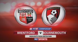 Brentford 3-1 Bournemouth