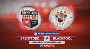 Brentford 4-0 Blackpool