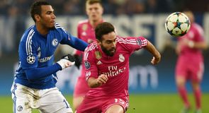 Schalke v Real Madrid