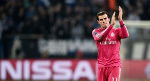 Bale – Real in great position