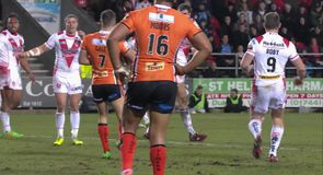Try of the Night: Adam Swift
