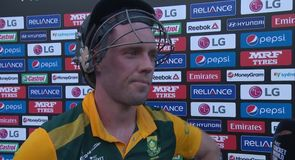 AB de Villiers makes history again
