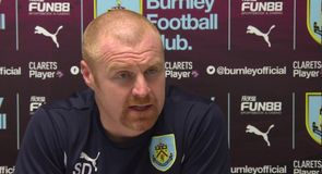 Dyche pleased with Marney progress