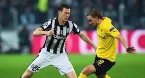 Juventus v Borussia Dortmund