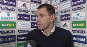 Poyet blasts officials