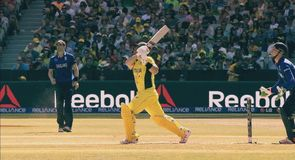 Stars of the tournament - Finch