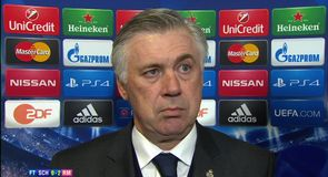 Ancelotti – Real in control