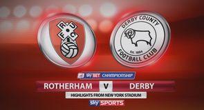 Rotherham 3-3 Derby