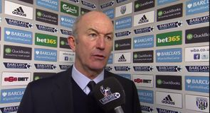 West Brom continue good form under Pulis