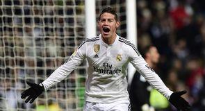 Real Madrid v Sevilla