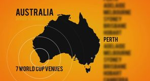 World Cup venue guide - Perth